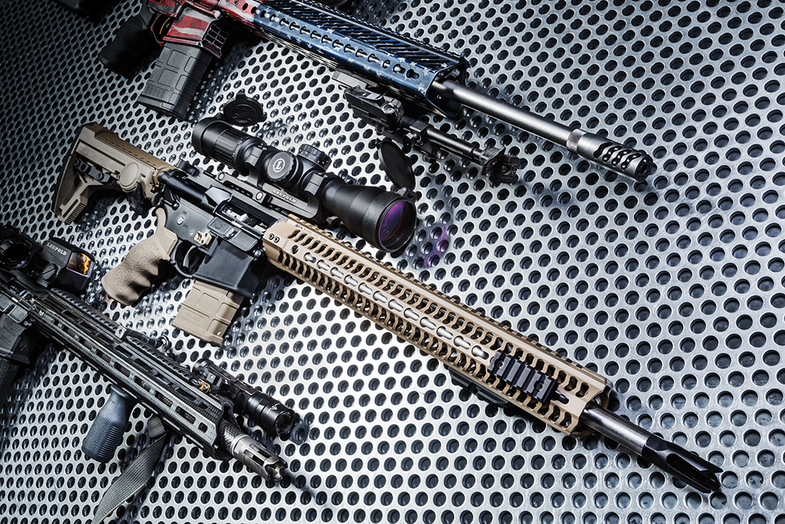 Why the AR-15 Is the Greatest Rifle Ever, and the 6 Men Who are Working to Make It Better
