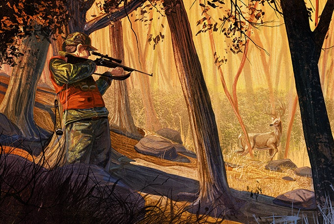 Opening Day Forever: Best Deer Hunting Stories and Tactics