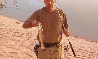 LT Willliam Briley – Operation Iraqi Freedom<br>