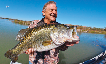 This Man is Trying to Bring the Largemouth Bass World Record Back to the USA