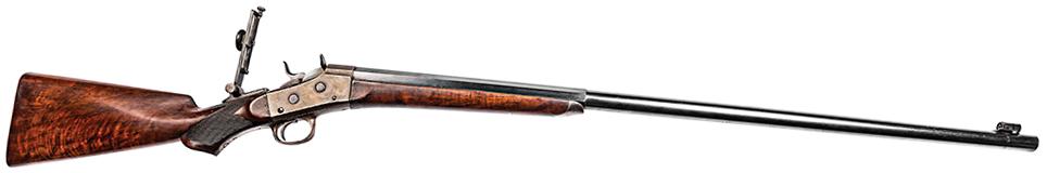 George Armstrong Custer's Creedmoor Target Rifle