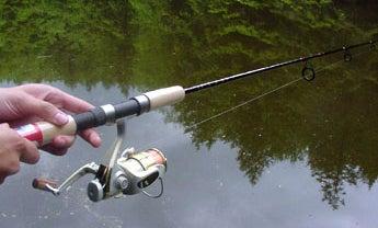 Fishing Rod Field Repair