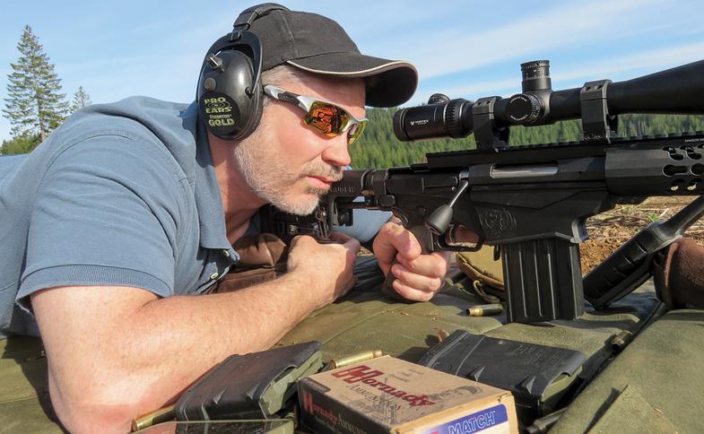 recreational shooting, affordable rifle, long-range rifle, precision rifle