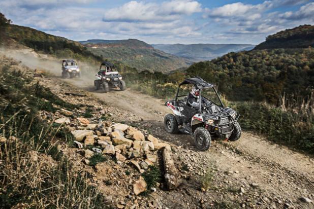 ATV Review: 2014 Polaris Sportsman ACE