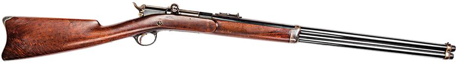 Keen Sporting Rifle