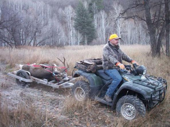 ATV Tips: Understand the Towing Capabilities of Your Quad