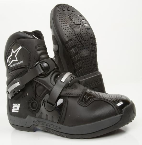 ATV Gear Review: Alpinestar Tech 2 Boots