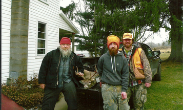 My First Year of Hunting Without Dad