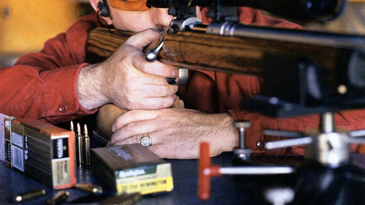 varmint rifle test