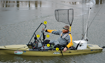 6 Easy Upgrades for Your Fishing Kayak