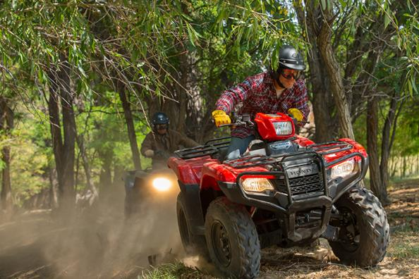 Best Rides: 8 All-American Honda ATV Adventures [Sponsored Post]