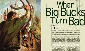 When Big Bucks Turn Bad
