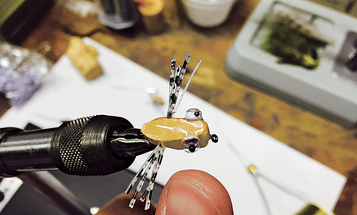 How To Make Your Own Wine-Cork Popping Bugs for Bass Fishing