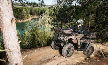 ATV Review: 2013 Honda FourTrax Foreman 4×4 ES with Power Steering