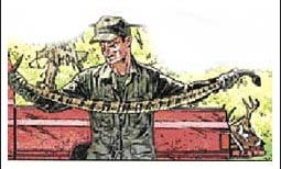 Rattlesnake Takedown