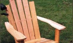 D.I.Y.: Adirondack Chairs