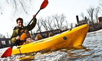 Best Fishing Kayak Test