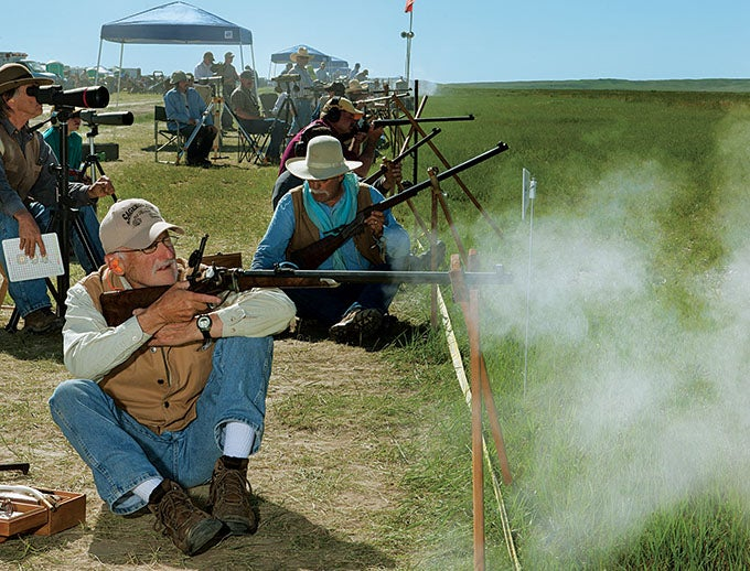 Sharps Shooters: Modern-Day Buffalo Gunners