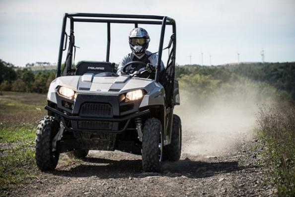 SxS Review: 2014 Polaris Ranger 570 EFI
