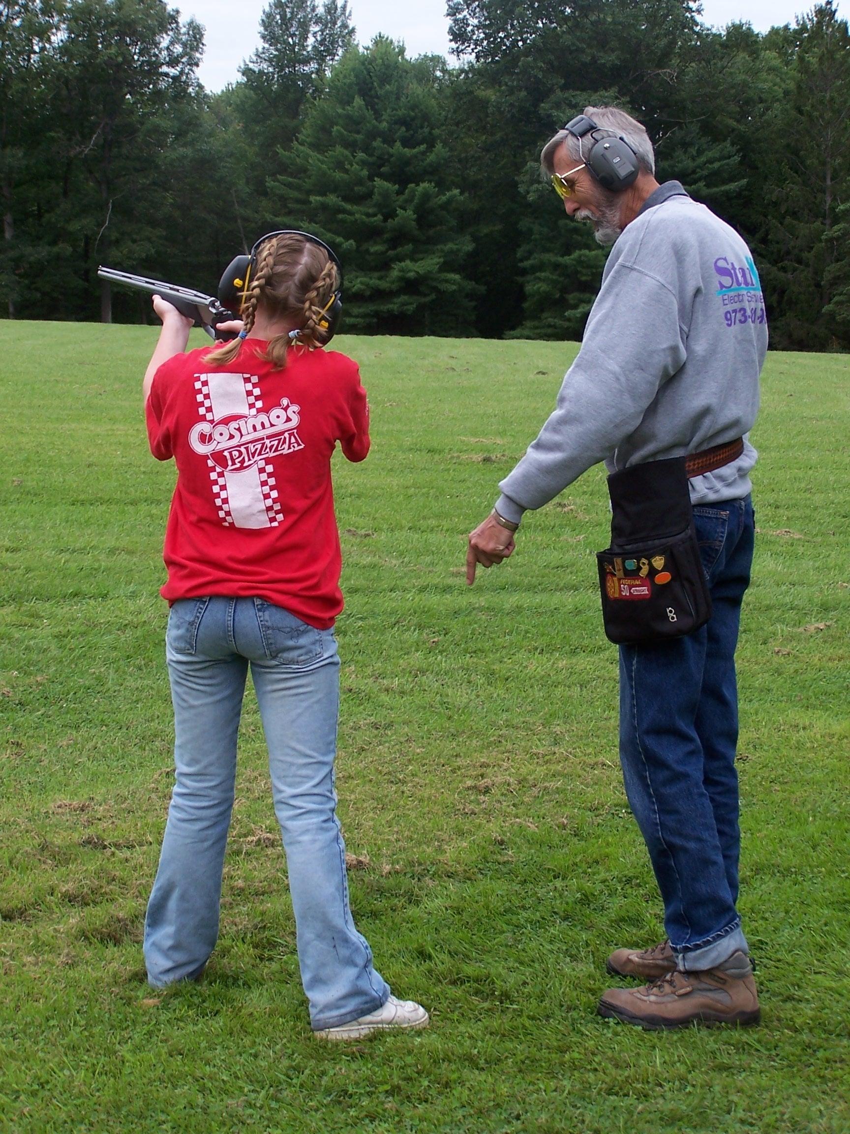 Shotgunning For Beginners