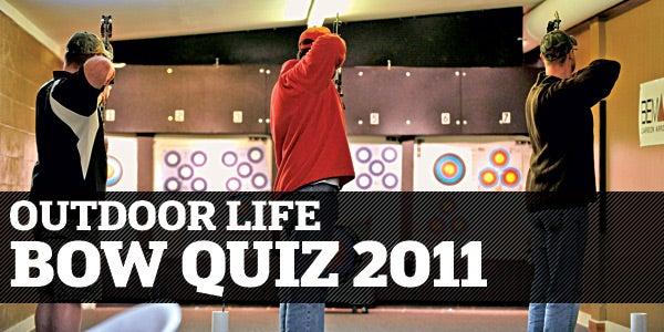 Outdoor Life Bow Quiz 2011