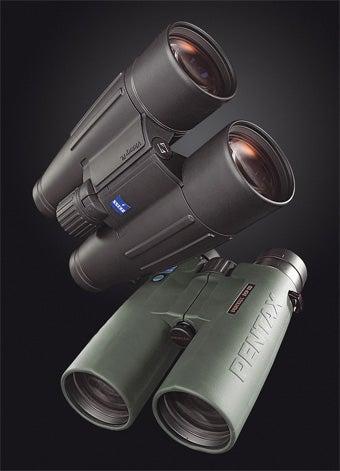 Zeiss Victory 10x56 T* FL & Pentax 10x50 DCF ED