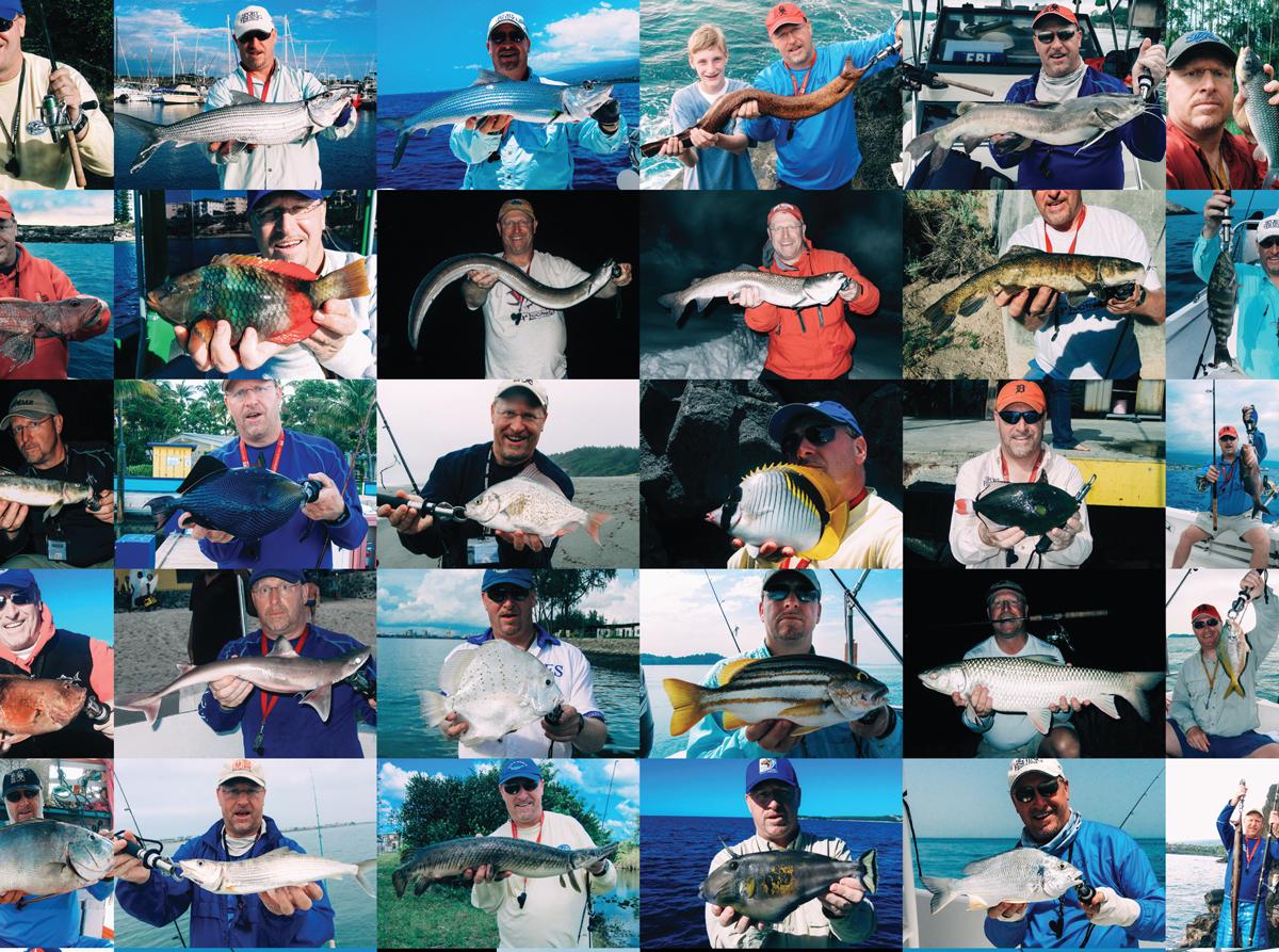 multispecies fishing, steve wozniak, extreme angling, angling obsession, fishing obsession, sport fishing obsession, fish diversity