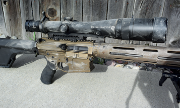 The First Effective Combination Riflescope and Rangefinder