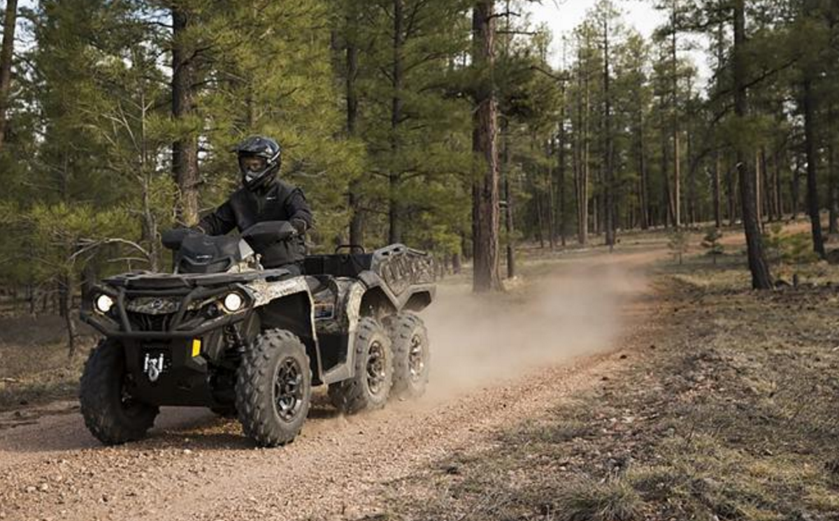 Is Your ATV Ready to Hibernate for Winter?