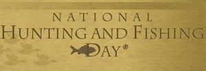 National Hunting and Fishing Day 2009
