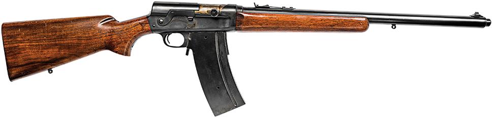 Model 81 Rifle