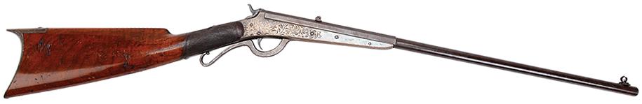 Annie Oakley's Beals Sporting Rifle