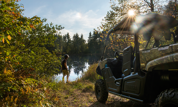 How to Keep Your ATV or UTV Running in Hot Weather