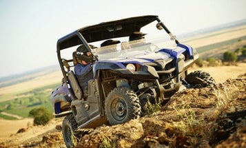 First Look: 2014 Yamaha Viking EPS Side-by-Side