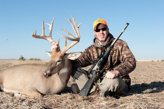 Whitetail Tips: How to Take a Big Deer During a Big Drought
