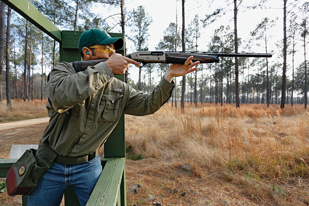 How to Perfect Your Shotgun Shoulder Mount