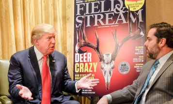 Q&A: Donald Trump on Guns, Hunting, and Conservation