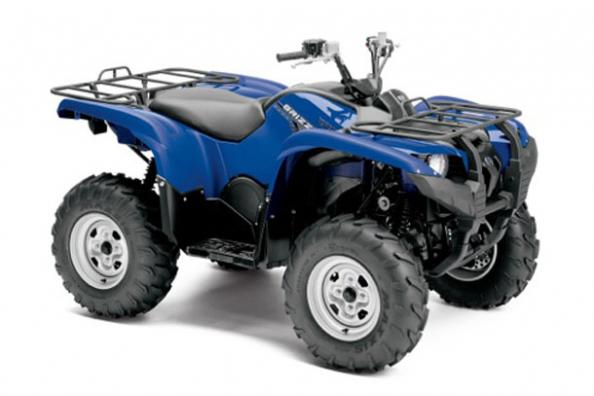 First Look: New Yamaha Grizzly 700