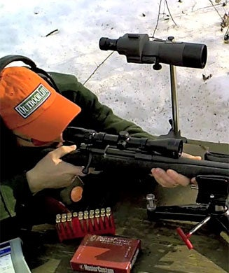 Gun Test: Nosler M48