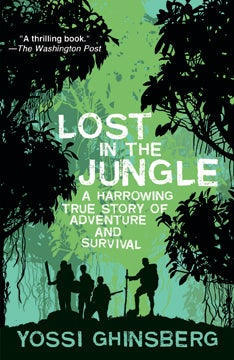 Book Review: Lost in the Jungle