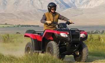 ATV Review: 2014 Honda FourTrax Rancher