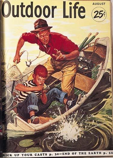 """""""Fishing,"""