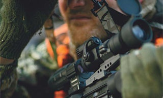 AR Rifles in the Hunting Woods