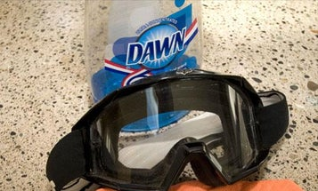 ATV Riding Tip: How to Fog Proof Your Goggles