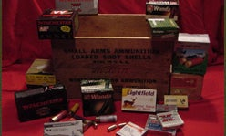 Collecting Classic Ammunition