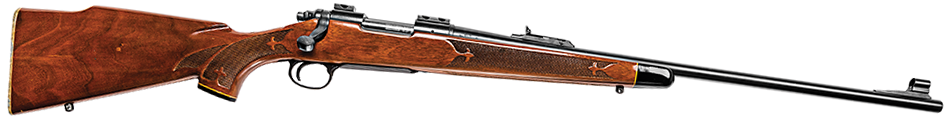 The Model 700 rifle