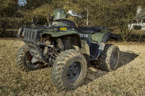4 Simple Tips to Prevent ATV Theft