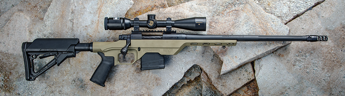 Gun Test: Mossberg MVP-LC Rifle