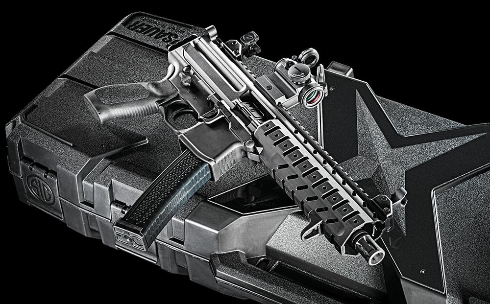 Sig MPX-P: A Fun and Innovative Semi-Auto Subgun