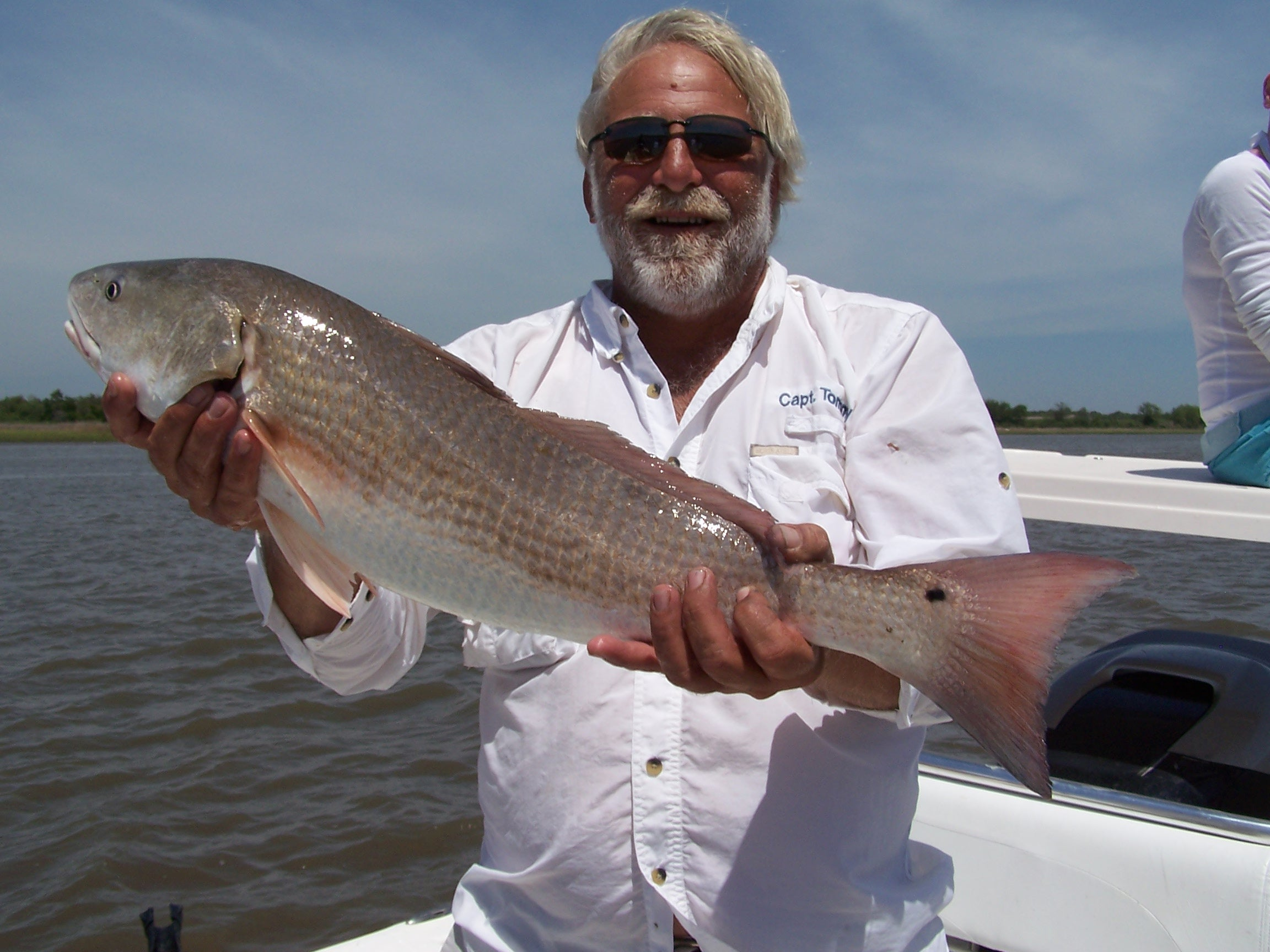 Cold-Water Redfish